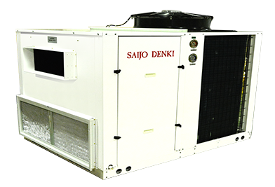Rooftop Package Inverter